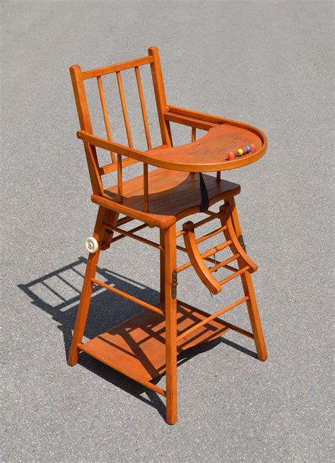chaise antique en bois chaise en bois bebe mzaol com