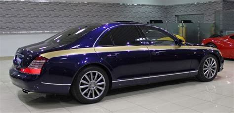 Buy A Maybach 57 S With Zero Miles