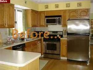new look kitchen cabinet refacing ny long island nyc youtube With refacing kitchen cabinet doors for new kitchen look