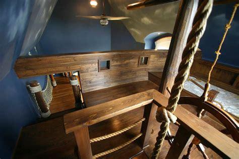 Pirate Ship Kid's Room
