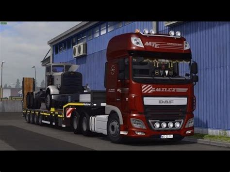 Container Rework Request Template by Ets2 V1 22 Instructions Purchase Daf Xf 116 Mega Mod
