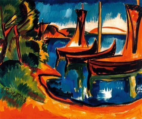 meisterwerke des deutschen expressionismus bruecke