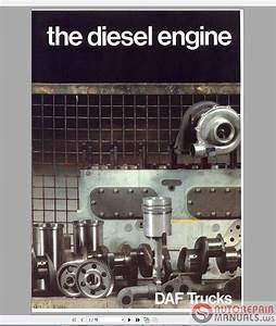 Daf Truck Training The Diesel Engine