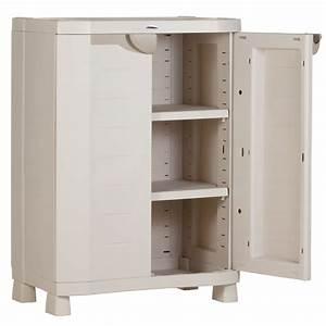Meuble De Rangement Exterieur : armoire rangement exterieur ~ Edinachiropracticcenter.com Idées de Décoration