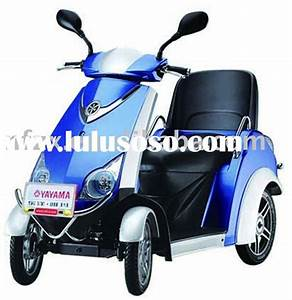 600w Three Wheels Electric Scooter For Sale
