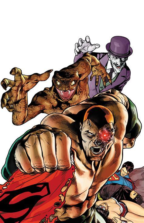 secret society  super villains prime earth dc comics