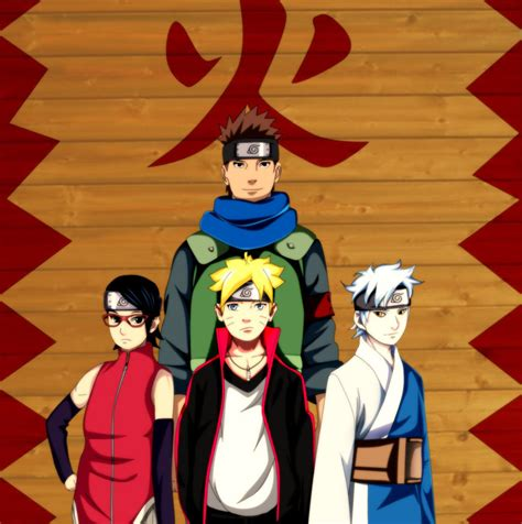 Team Konohamaru (team)  Comic Vine
