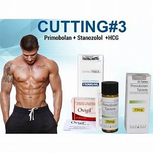 Buy Cutting Steroid Cycle  3 Winter Edition Primo Stan Hcg