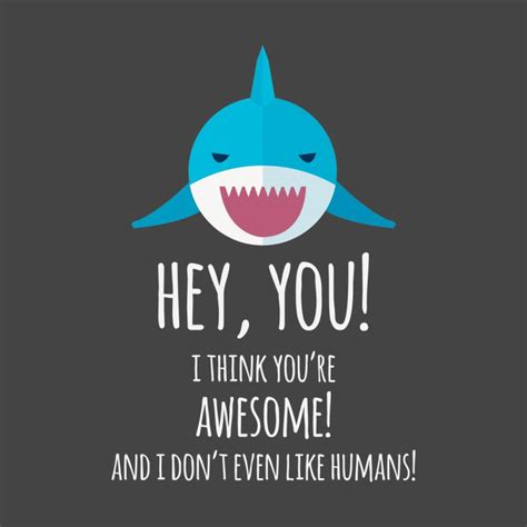 shower curtains wholesomepost wholesome shark thinks you are awesome home
