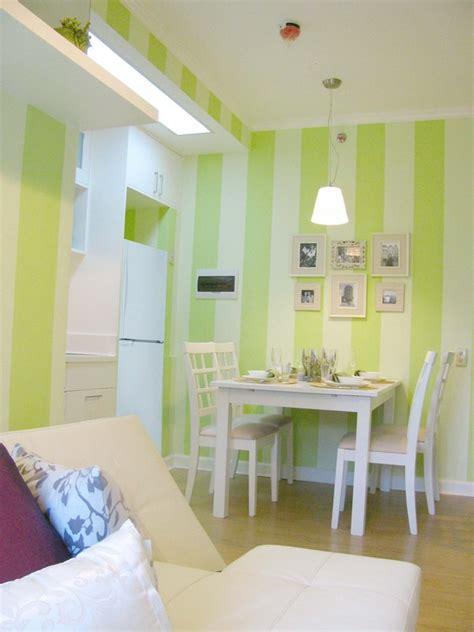 Apartment Sekecil 20 Meter Persegi Tetapi Idea Dekorasi