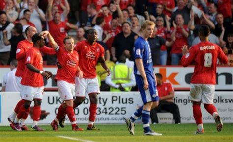Soccer – npower Football League Championship – Nottingham ...