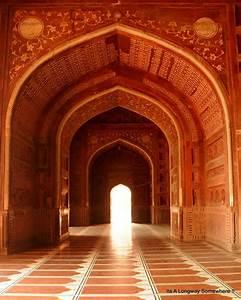 Its a long way somewhere: The Taj Mahal