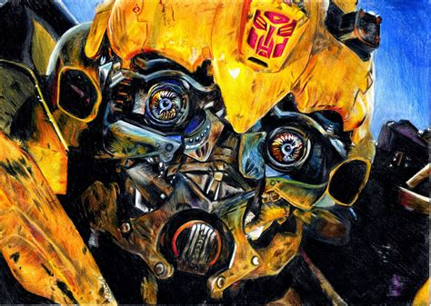 bumblebee  wallpapers bumblebee transformers fondos