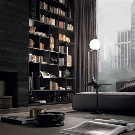 Rimadesio Librerie by Rimadesio Joins New York Showroom Dom Interiors