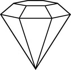 Diamond Drawing Clip Art