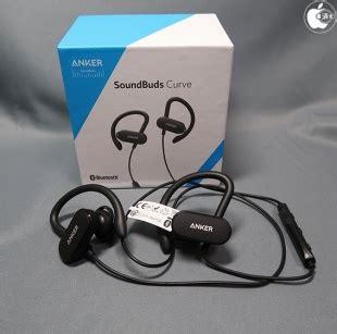 Anker Soundbuds Curve by アンカー ジャパンのbluetoothイヤフォン Anker Soundbuds Curve を試す アクセサリ