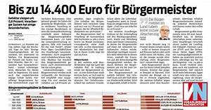 Kaffeevollautomat Bis 400 Euro : bis zu euro f r b rgermeister vorarlberger ~ Lizthompson.info Haus und Dekorationen
