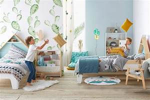 Neon Deco Chambre : nos coups de coeur d co pour la chambre des enfants chez vertbaudet ~ Teatrodelosmanantiales.com Idées de Décoration