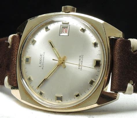 rare pre lange und soehne automatic vintage  vintage