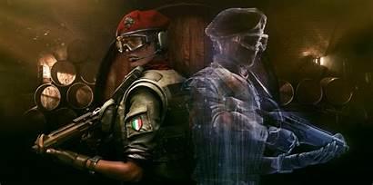 Siege Rainbow Six Tom Bellum Para Operation