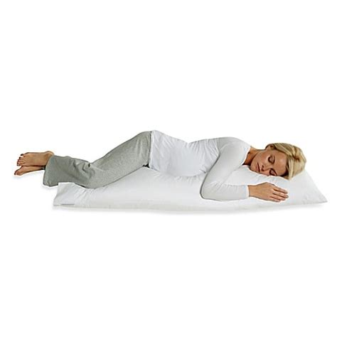 pregnancy pillow bed bath and beyond buy inspired maternity pregnancy pillow from bed