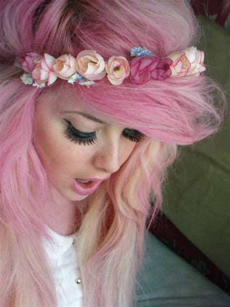 33 Best Images About Pink Hair On Pinterest Scene Hair