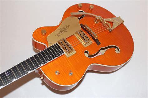 Gretsch G6120tm Chet Atkins Flame Maple Hollow Body