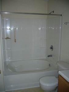 Garden tub shower combo house decorating pinterest for Garden tub shower