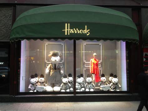 harrods crisis   worlds  famous store  downhilljpg