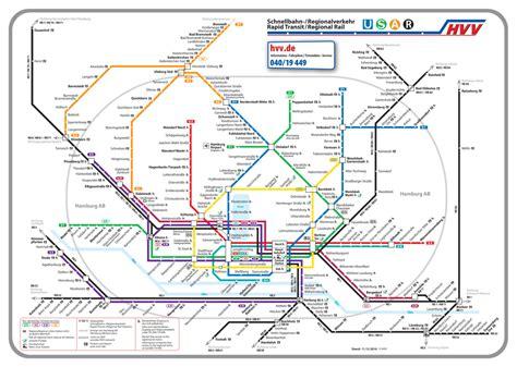 bahnnetz hamburg karte  blog