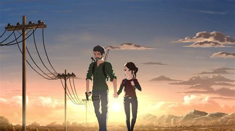 The Last Of Us Animated Wallpaper - free animated new year greetings gambar puasa