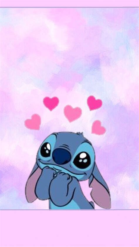 Pin de Carol Rosa em Stitch Imagem de fundo para iphone