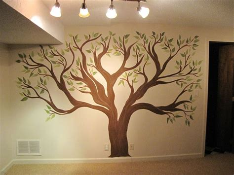 17 best ideas about tree wall on family