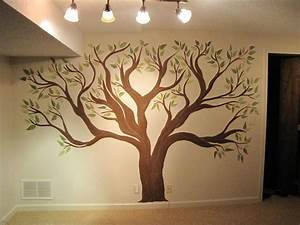 Best ideas about tree wall art on family