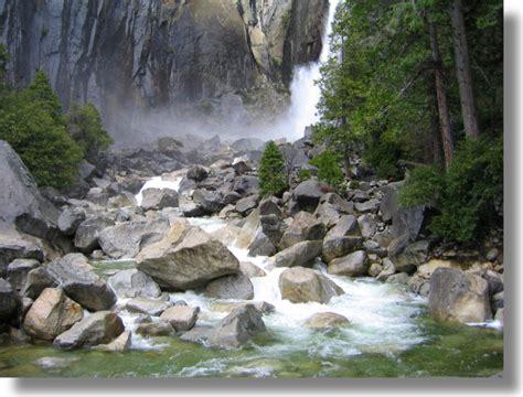 Yosemite Photo Gallery Lower Falls