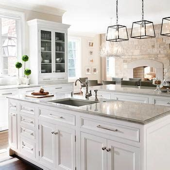 kitchens with two islands two kitchen islands design ideas
