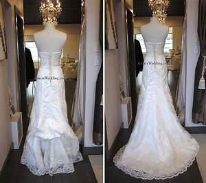 french bustle on lace wedding dress wedding gown pinterest With how to bustle a lace wedding dress
