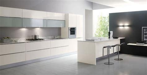 cocinas blancas y modernas   inspiración de diseño de