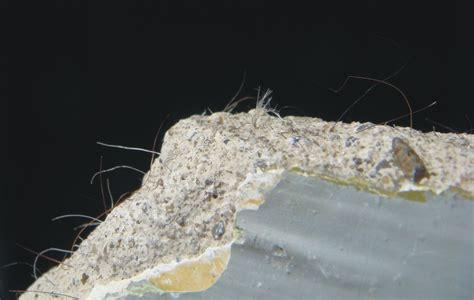 asbestos plaster  additional close  view