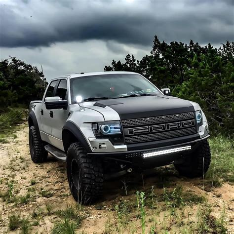 raptor truck ideas  pinterest raptor car