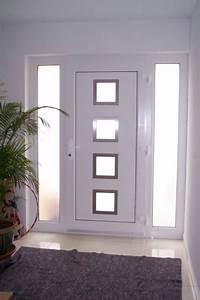 Porte D Entrée Vitrée Pvc : porte dentree pvc vitr e ~ Dailycaller-alerts.com Idées de Décoration