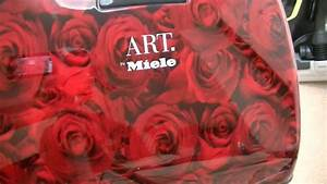 Miele Art Red Roses Vacuum Cleaner Unboxing  U0026 First Look