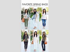 My Favorite Bags for Spring Putting Me Together