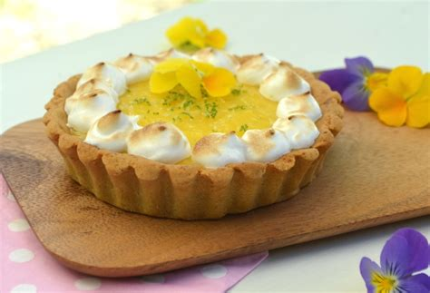 mini lemon tartelettes au citron gluten free
