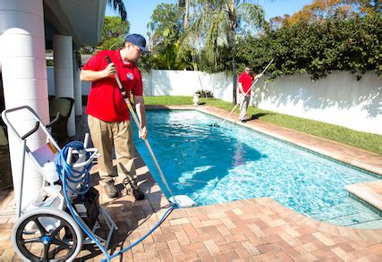 pool service industry pool cleaning franchise pool scouts
