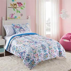 Your, Zone, Floral, Paris, Bed-in-bag, Set, Twin, Xl