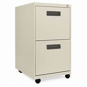 alerar two drawer metal pedestal file 14 7 8w x 19 1 8d x With convert legal file cabinet to letter