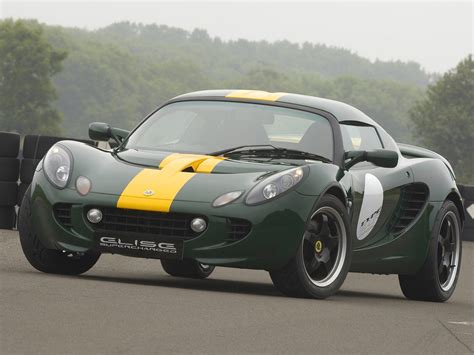 2008 Lotus Elise Sc Clark Type 25 Car Wallpaper