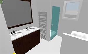 Seche Serviette Salle De Bain : avis sur salle de bain et position seche serviette 5 ~ Edinachiropracticcenter.com Idées de Décoration