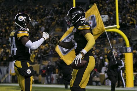 Are the Steelers so in need Antonio Brown should be ...